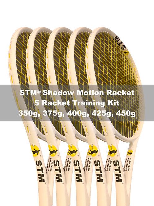 STM® 5 Racket Training Kit (350g, 375g, 400g, 425g, 450g)