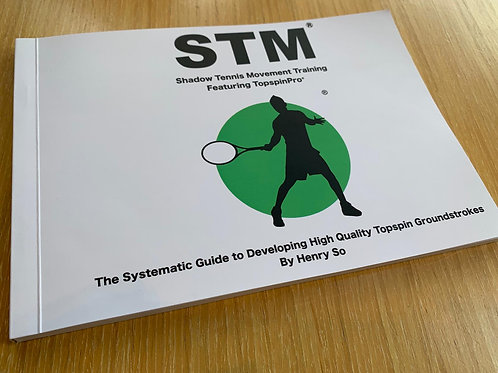 STM®Training book featuring TopspinPro