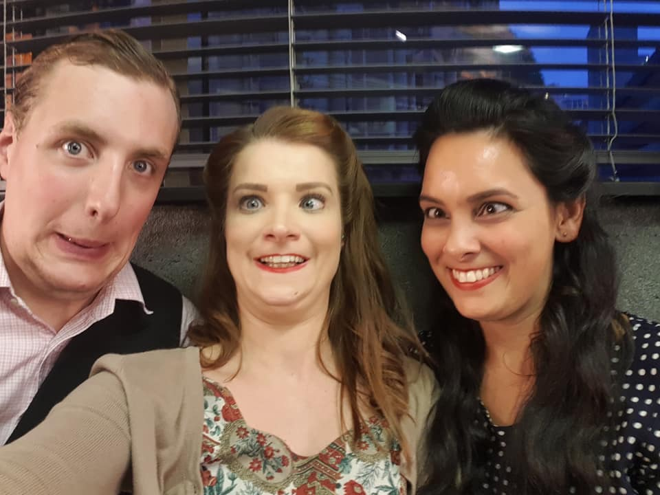 Me, Adam and Lucy