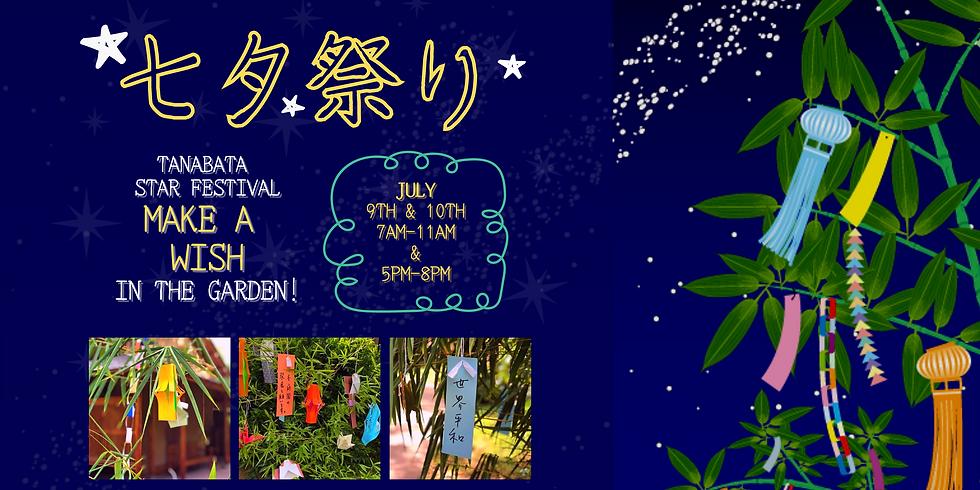 Tanabata Week & Make a Wish Day