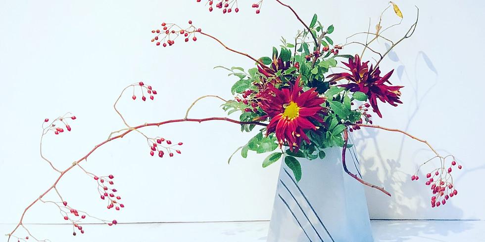 Inspirational Ikebana (SOLD OUT)
