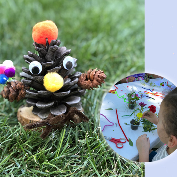 Father's Day Special: Summer Cultural Crafts for Kids