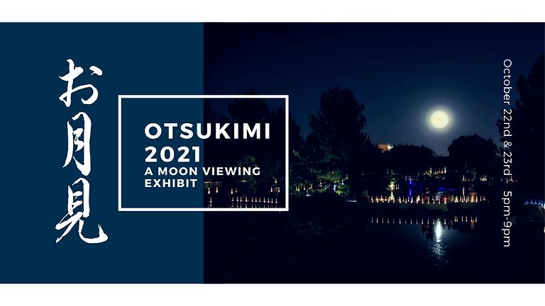 Otsukimi Moon Viewing 2021