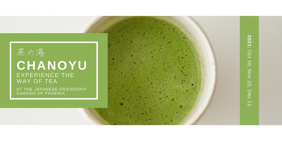 Chanoyu - Experience the Way of Tea