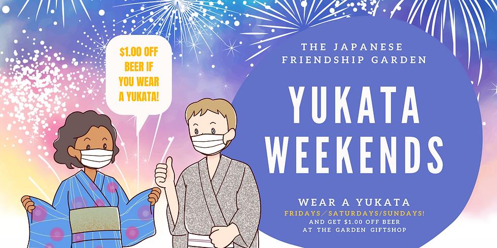 Yukata Weekends