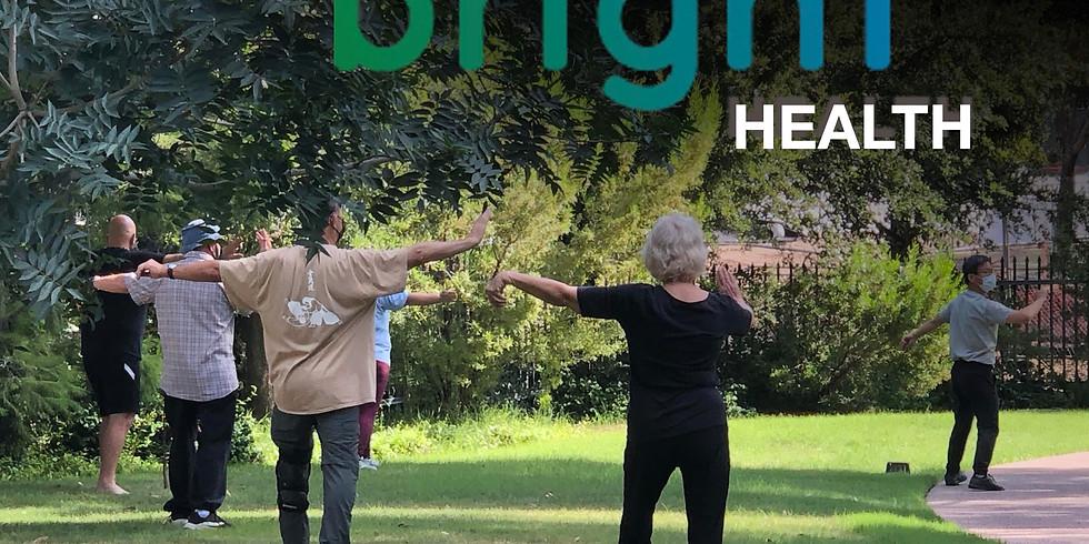 Tai Chi Classes with Bright Health