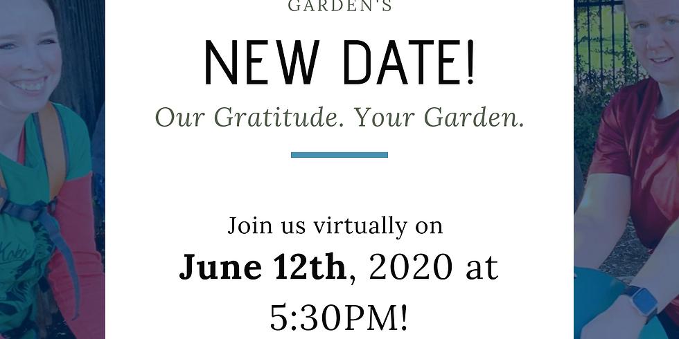 Virtual Volunteer Appreciation Event