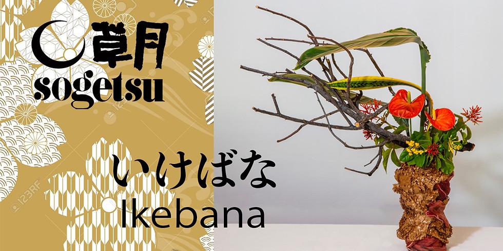12th Annual Ikebana Art Exhibit 2021
