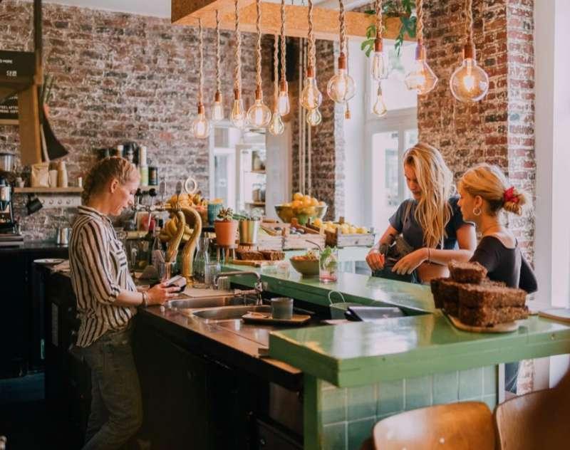Restaurant bijzonder (gezond) op loopafstand!
