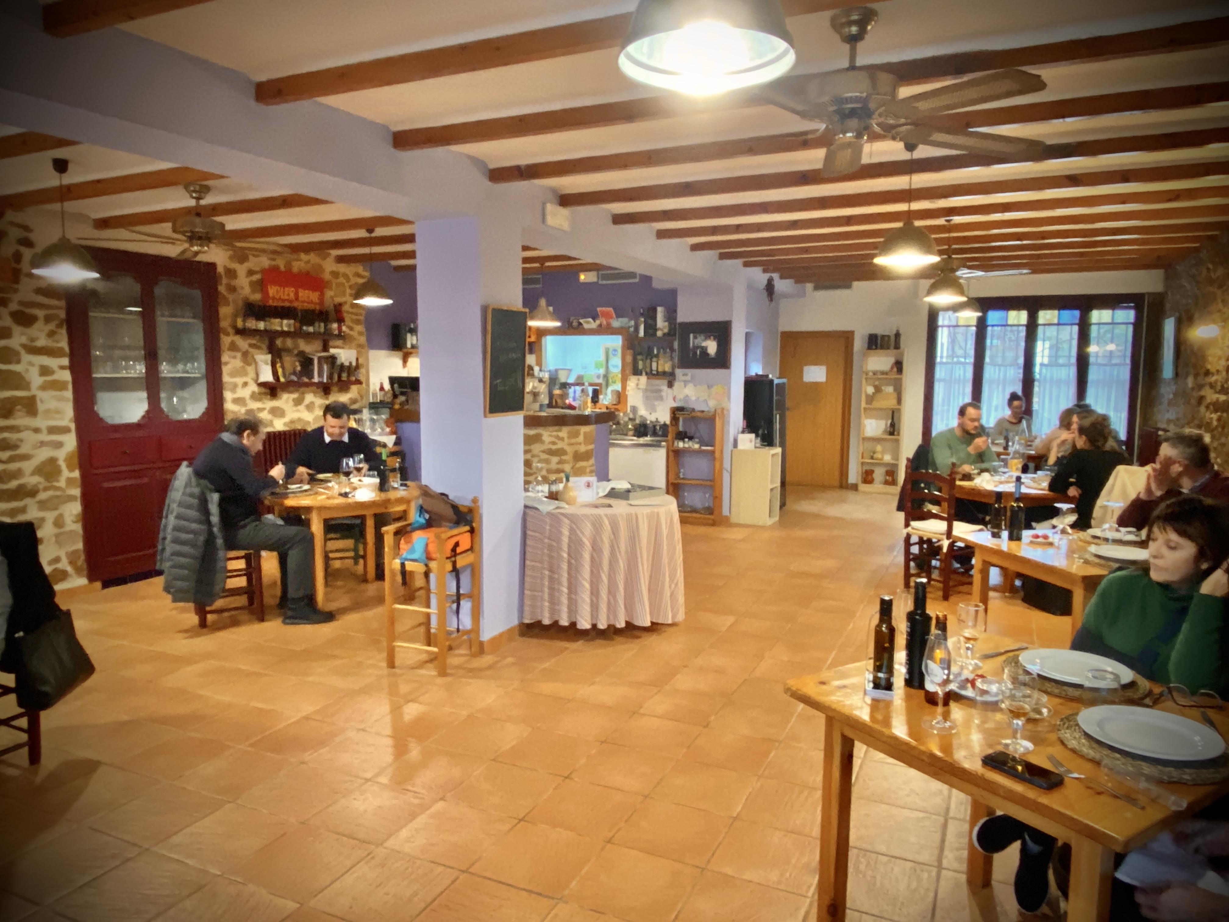 """Restaurant """"Pou de Beca"""""""