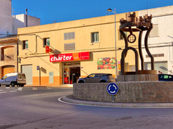 Charter supermercado