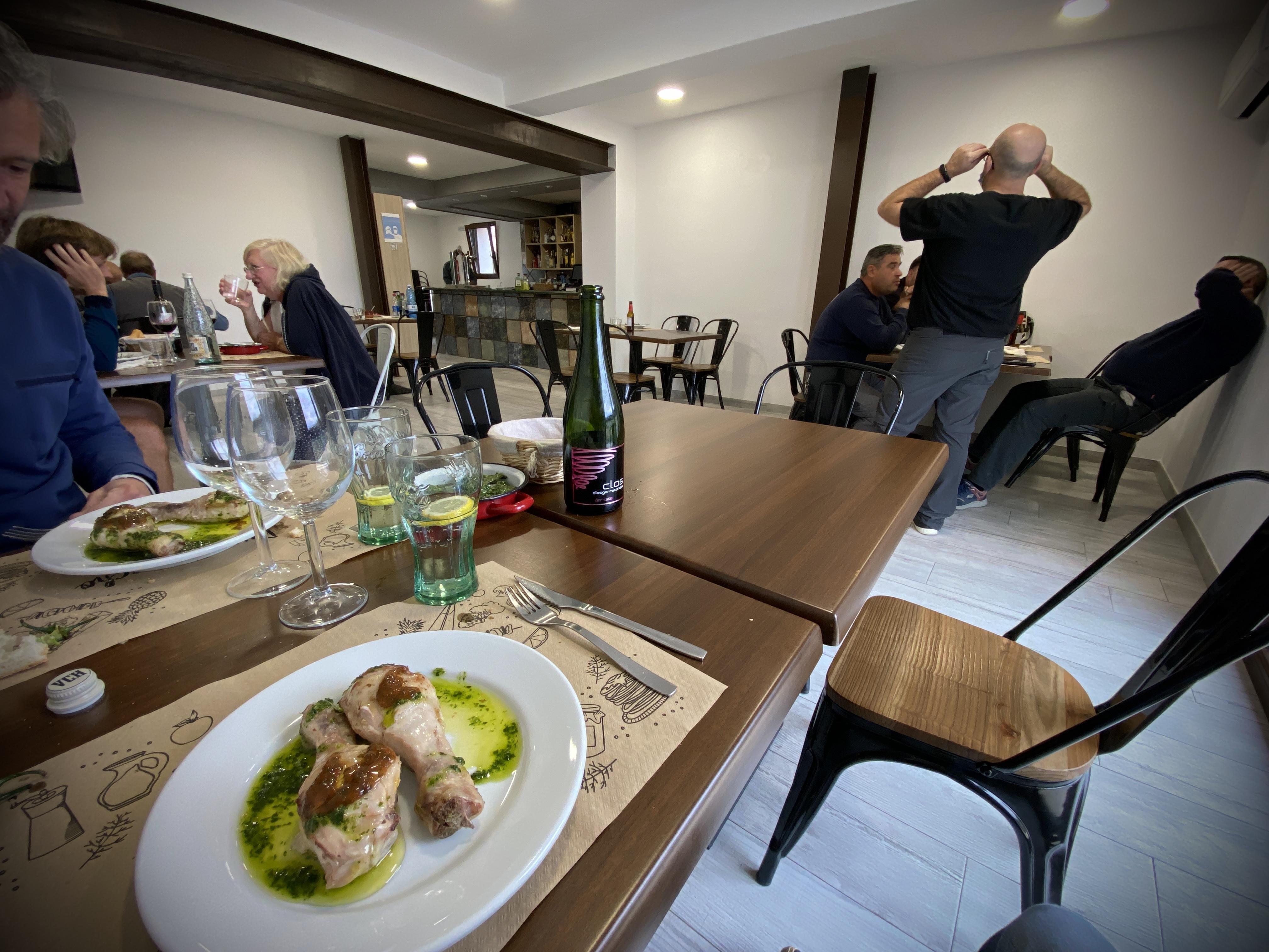 Restaurant Cal Mistero