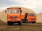 Доставка песка Новосибирск