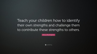 Empower Your Daughter: Affirm Her Strengths