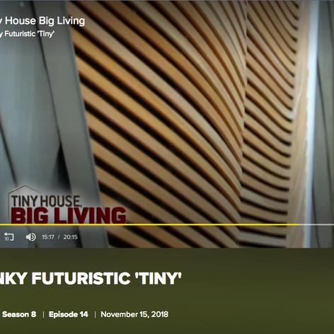 Ben Hayward Tiny House on HGTV