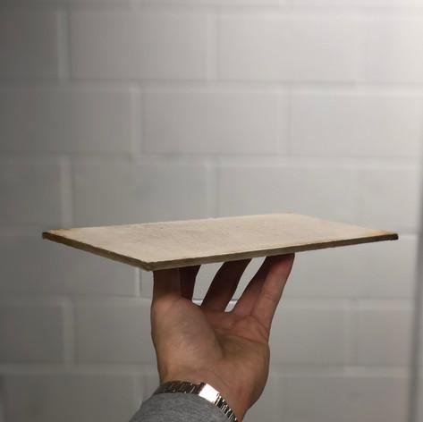 Thin Sheet of Zeoform