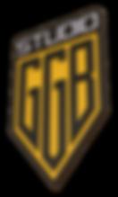 GGB Studio Logo 3D Model