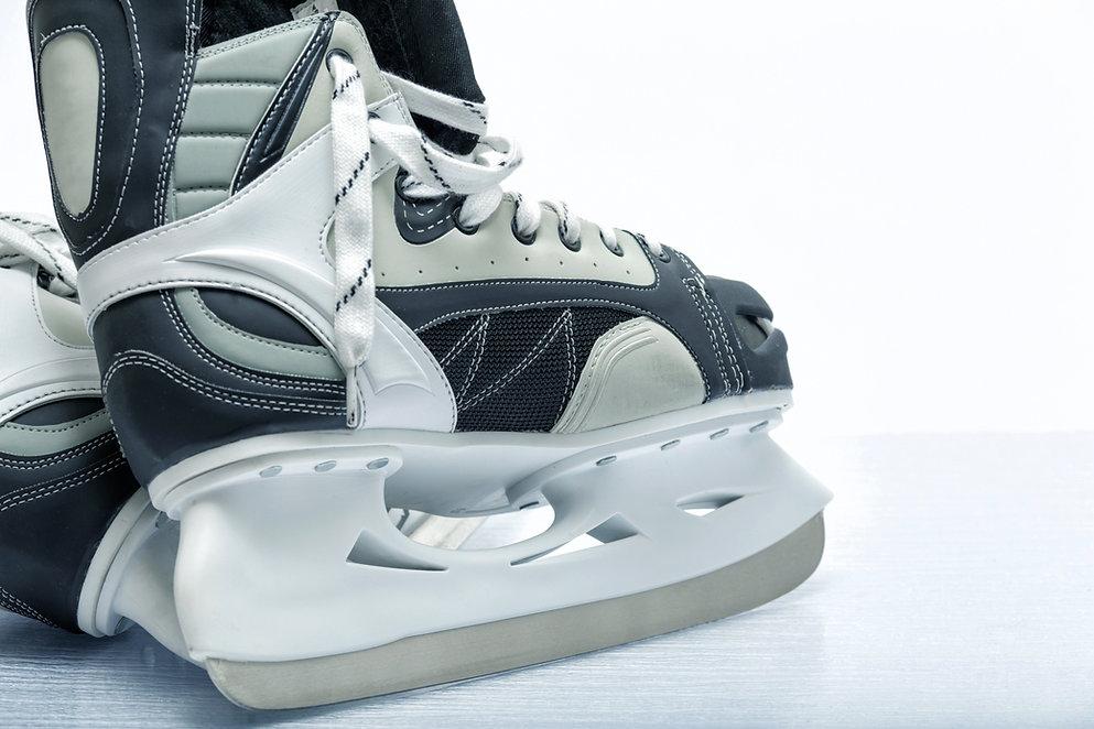 patins de hóquei