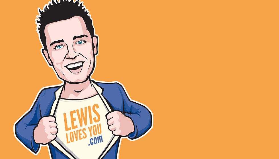 LewisLovesYou.com