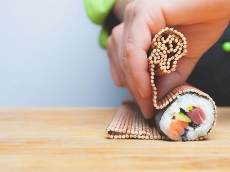 Corso Stupisci con il Sushi