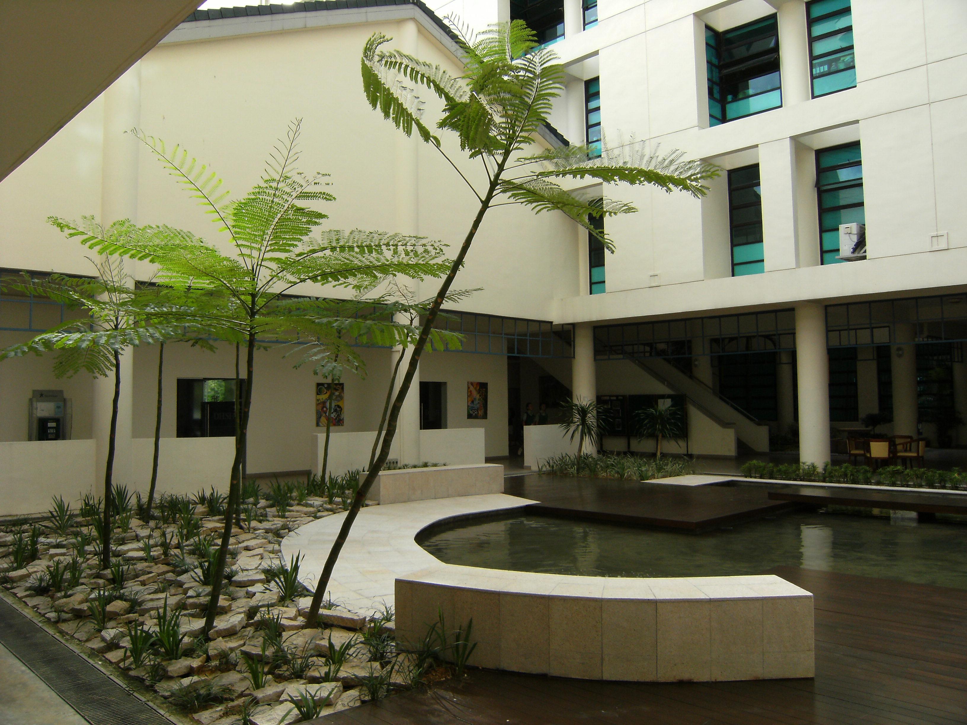 LW @ Duman High School Hostel | Greenhouse Design & Build