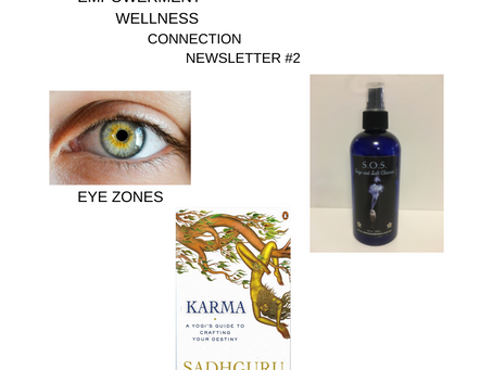 How can knee pain, headaches, sinus problems, neck pain be linked to bowel health?  See Eye Zones ..