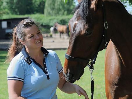 Van 'Paardenmeisje' naar Ondernemer