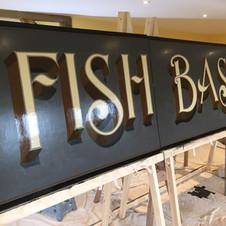 Fish Basket Bespoke Fascia