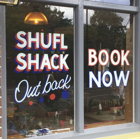 window splash for Shufl Shack