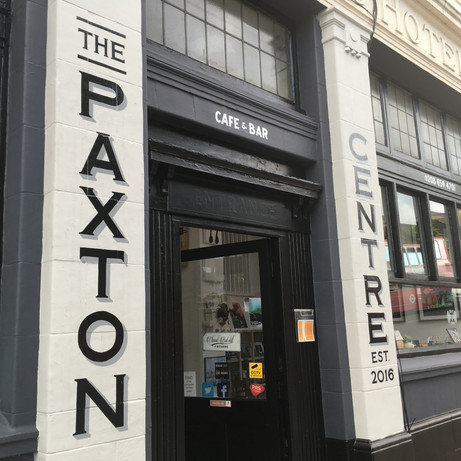 Paxton Centre Arts Cafe
