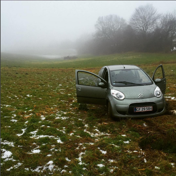 Stuck in the mud - Denmark