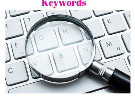Do you know that your Keywords can get you the right results that you want on web? Let's Dig into it