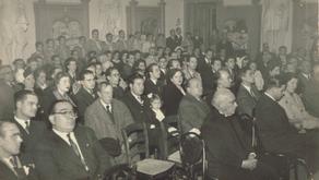 70 anos sobre a reunião que elegeu a Comissão organizadora da Fraternal