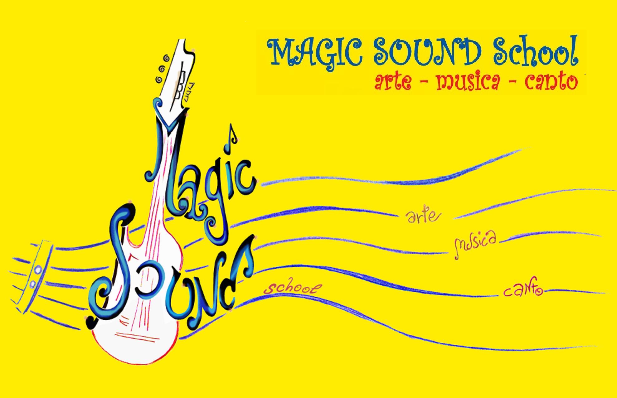 Magic Sound LOGO