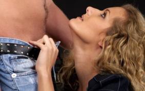 ¿Cómo explorar el sexo oral para ellos?