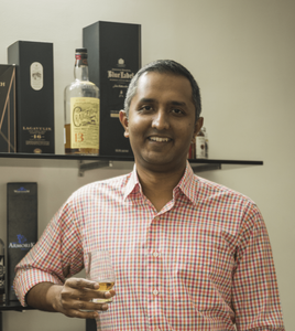 Picture of Uday Balaji, The Whisky Advisor