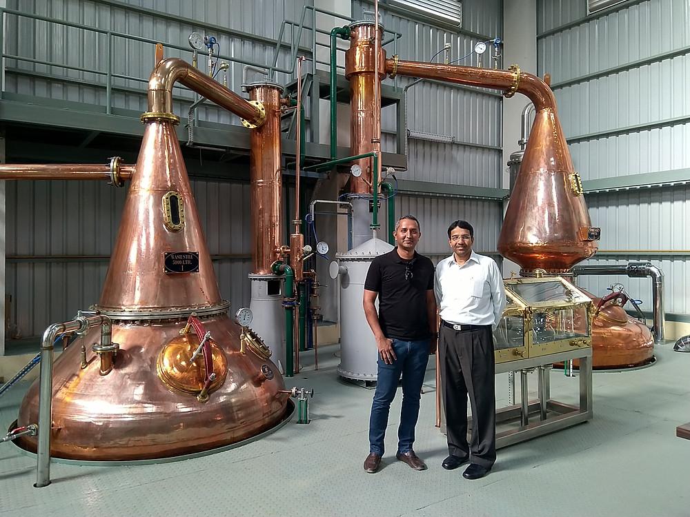 Rakshit Jagdale, Executive Director, Amrut Distilleries