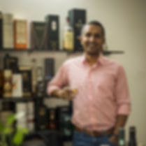 Uday Balaji - Whisky Trainer, Connoisseur and Specialist