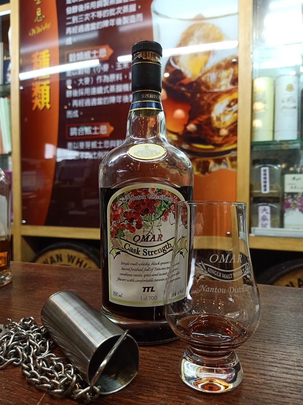 Kavalan Fino Sherry Solist Whisky