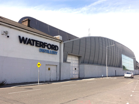 Waterford distillery - Terroir in Whiskey