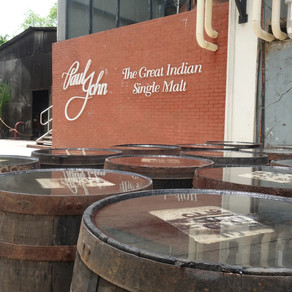 A Visit to Paul John Distillery, goa