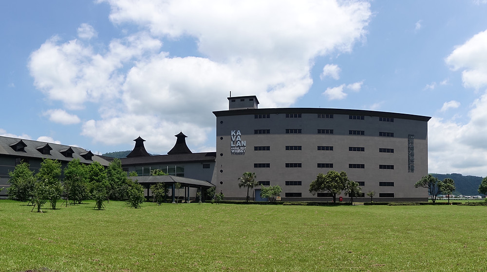 Kavalan Whisky Distillery & Warehouse