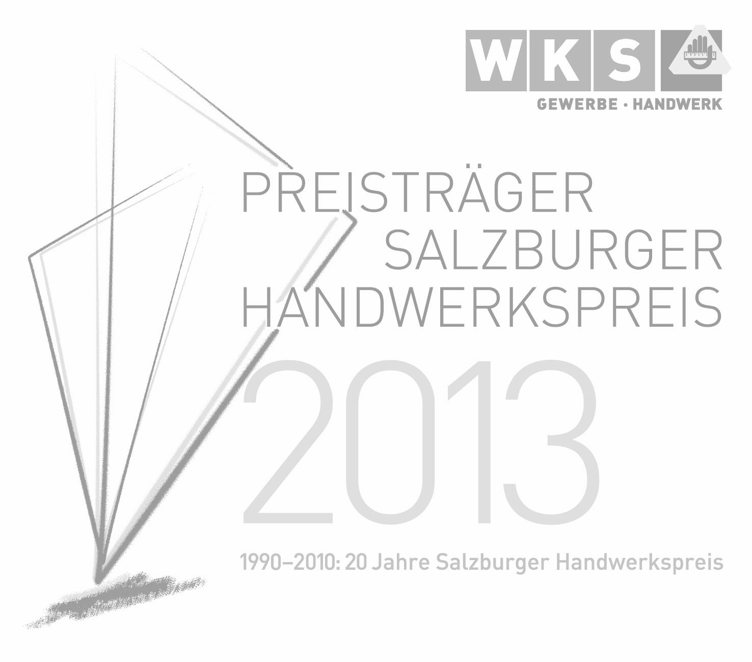 Logo Preisträger Handwerkspreis 2013