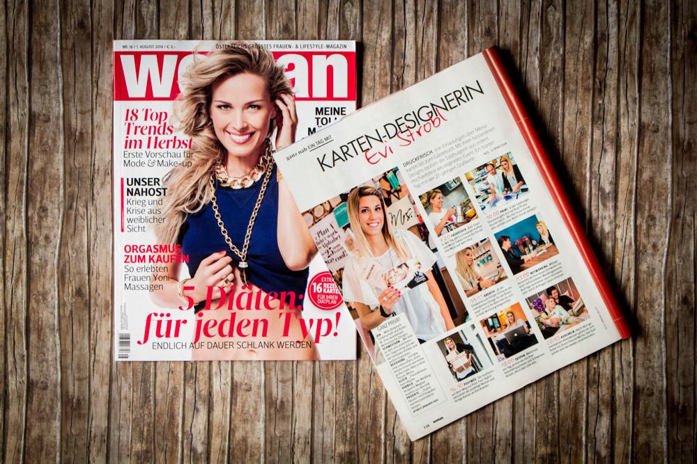 Pinpoint-Designs Evi Strobl im Interview mit Woman
