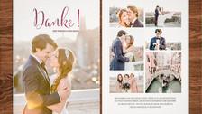 Verheiratet! – Die schönsten Texte und Designs für eure Dankeskarten