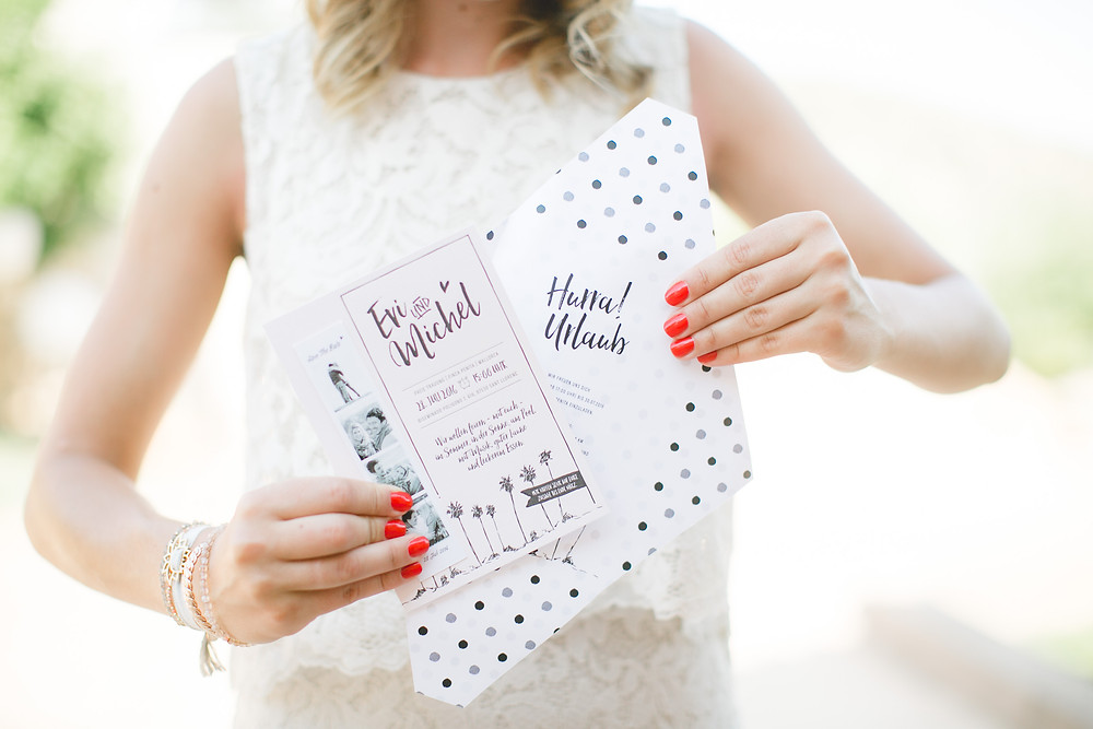 Texte für die Hochzeitseinladung