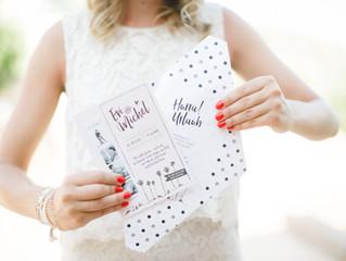 Die besten Texte für eure Hochzeitseinladung – Sammlung von Mustertexten