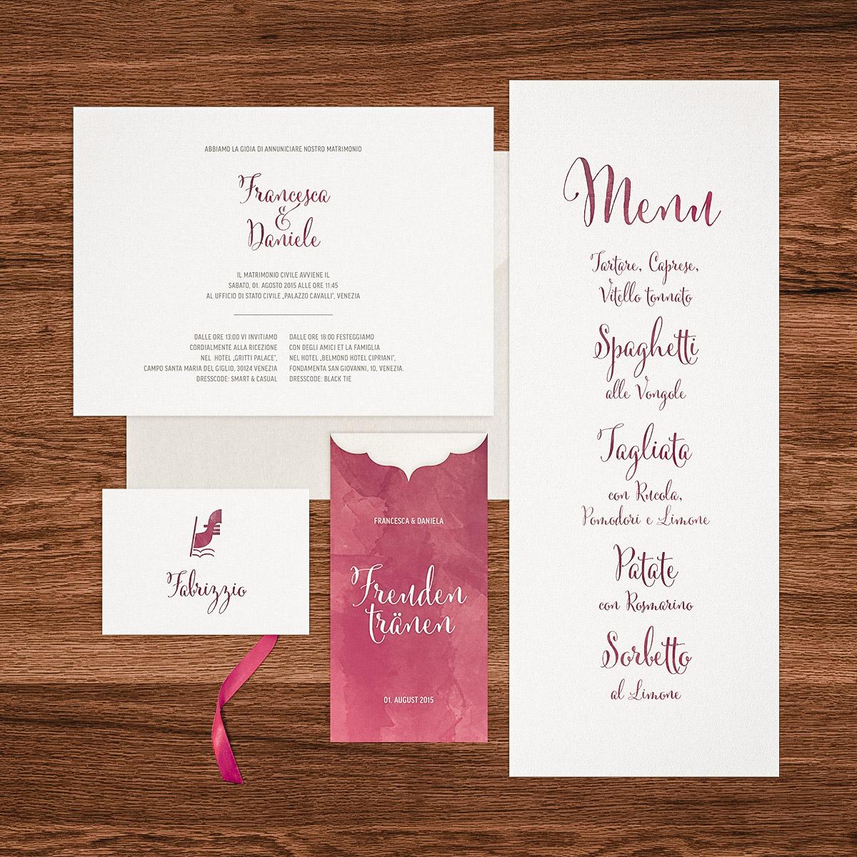 Die besten Texte für eure Hochzeitseinladung – Mustertext