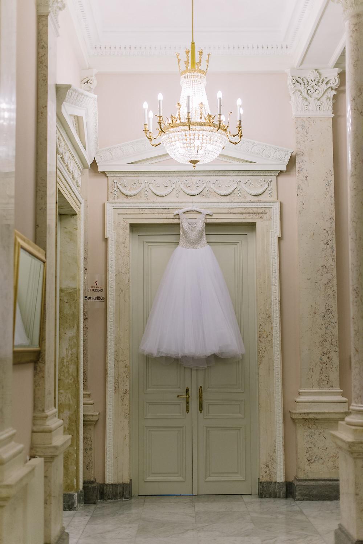 Ein Cinderella-Brautkleid – so heiratet man wie eine Prinzessin