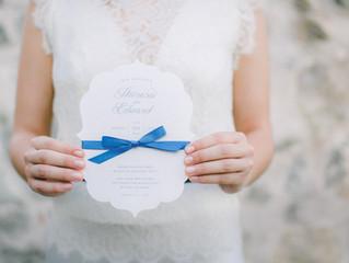 """Neues Hochzeitsset """"Baby Blue"""" präsentiert sich in Wald und Presse"""